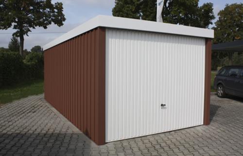 plechova rovna strecha garaze10