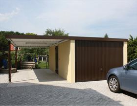 plechova rovna strecha garaze16