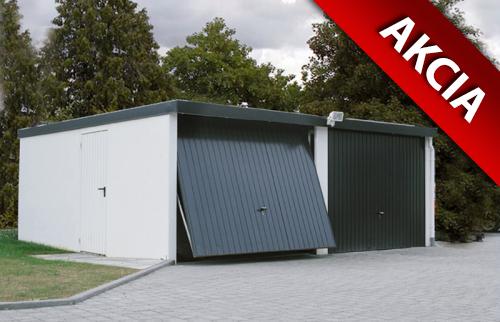plechova rovna strecha garaze2
