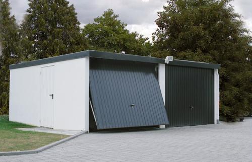 plechova rovna strecha garaze3