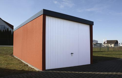 plechova rovna strecha garaze8