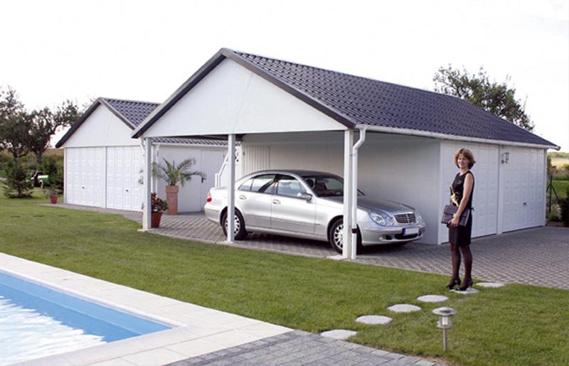 plechova sedlova strecha garaze2 1